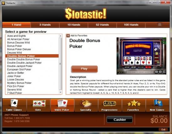 Slotastic casino no deposit bonus code beau rivage biloxi resort & casino