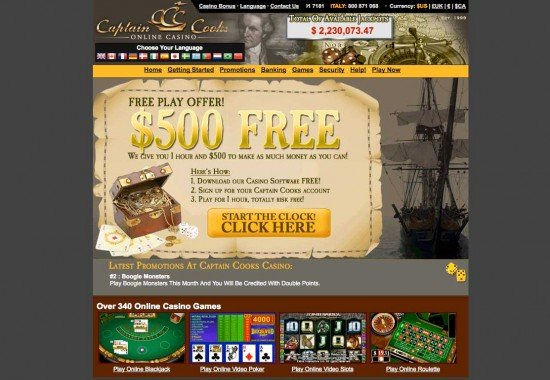 casino slot video game