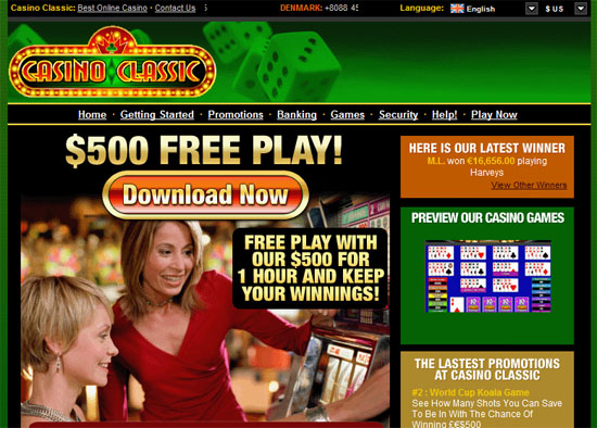 casino packages in missouri