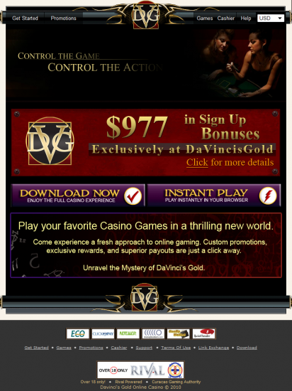 gold vip club casino bonus code