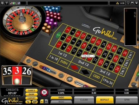 go wild casino desktop site