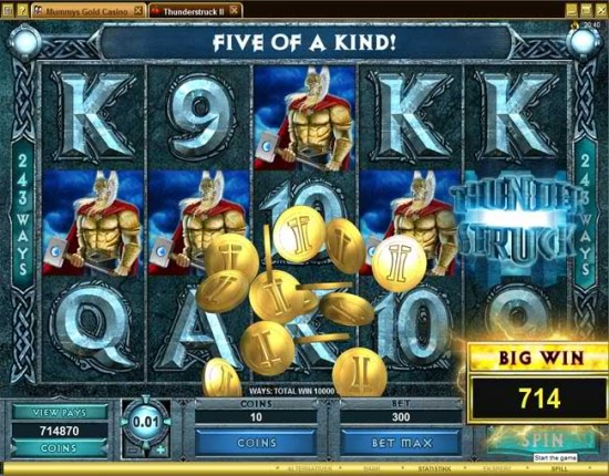 go wild casino games