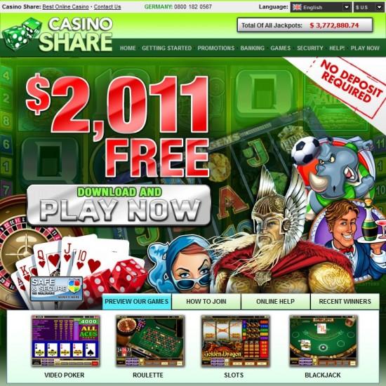 Casino Share Casino