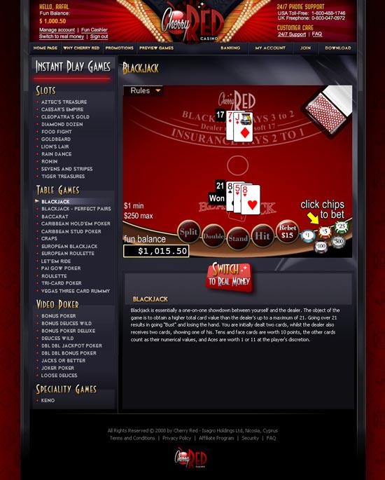 Red Cherry Casino