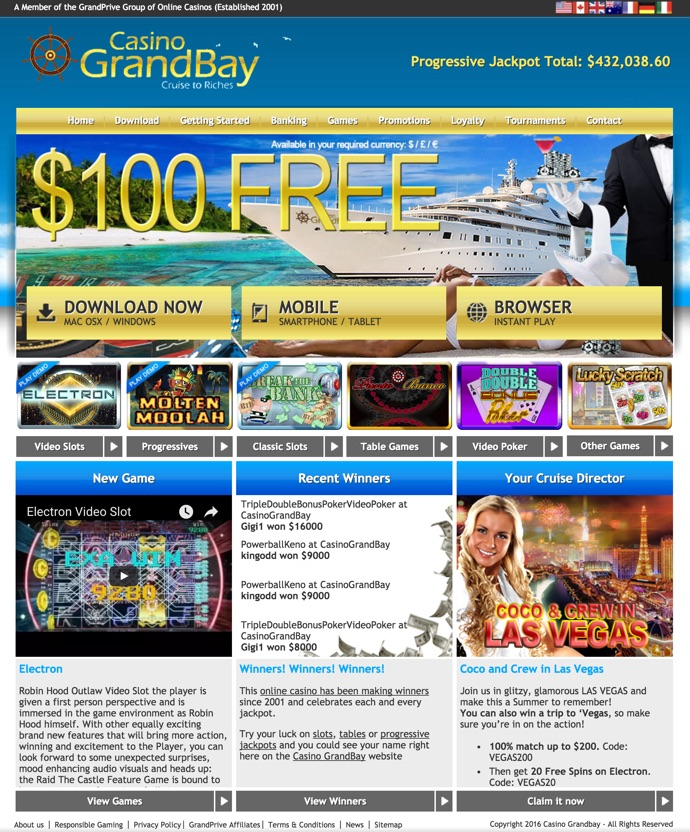 bet casino grand bay