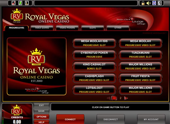 royal vegas online casino download neues online casino