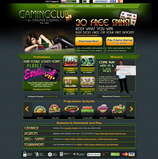 best online casino offers no deposit gaming online