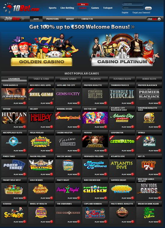 Dice O'clock – Play online specialty casino games free!