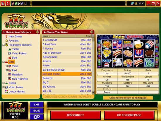 Tägliche Gewinne und Freeplay bei 777 Casino