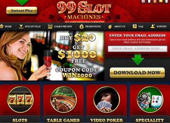 99 slots casino no deposit
