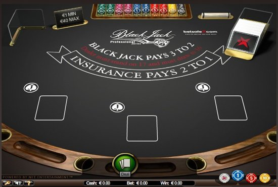 betsafe casino blackjack