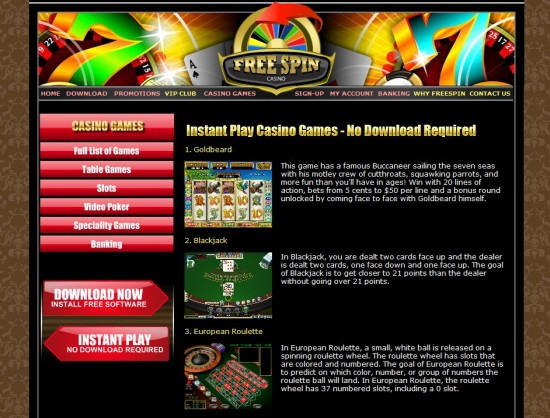 platinum reels casino instant play