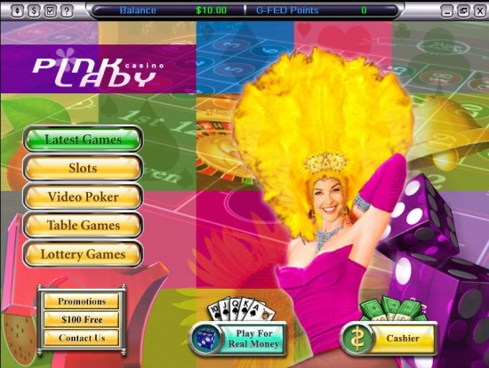 Pampered player casino play casino war