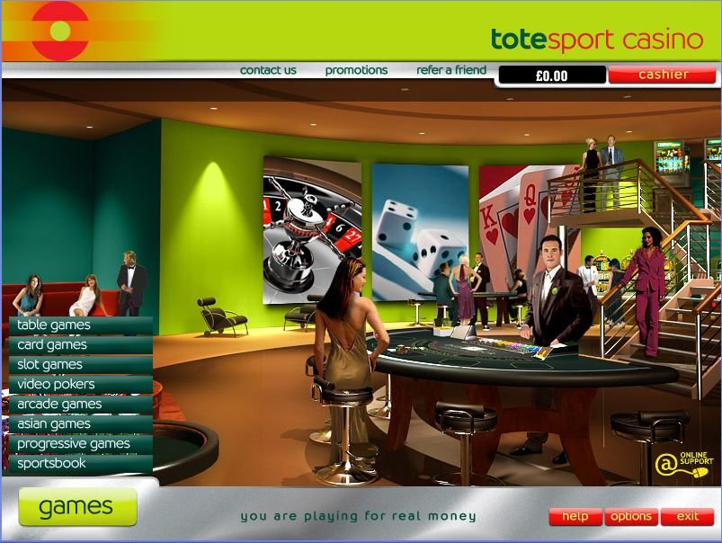 Tote sport casino online live webcam casreal dealer casino