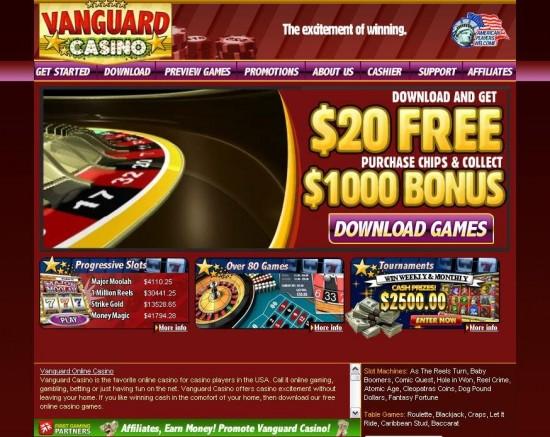 Vanguard Casino