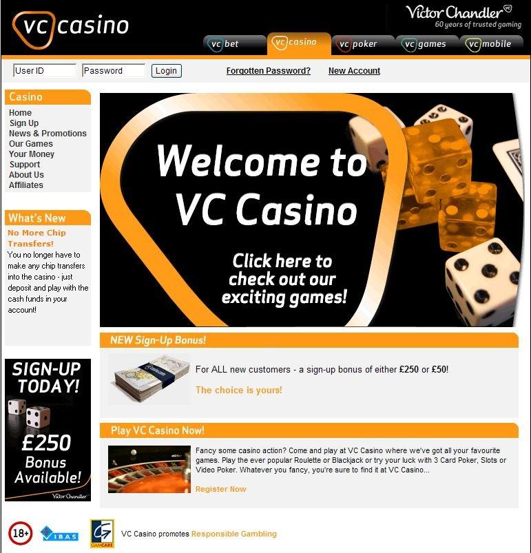 Victor chandler casino free spins casino edge prairie