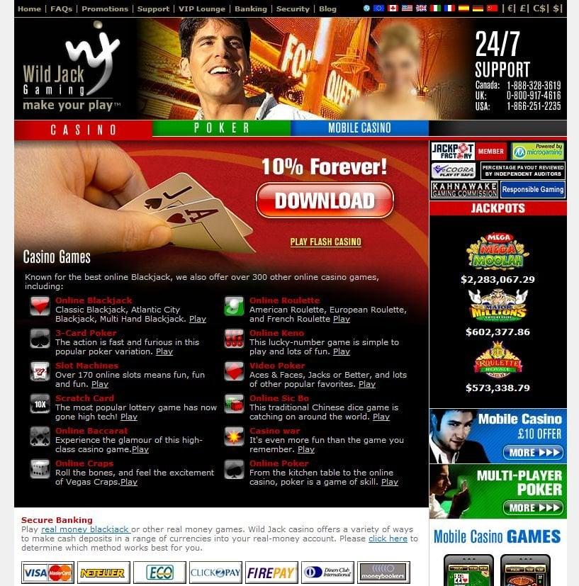 jackpot mobile casino promo codes