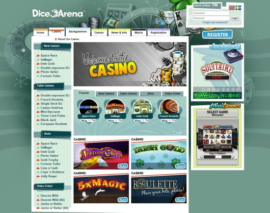 free online casino no deposit required roll online dice