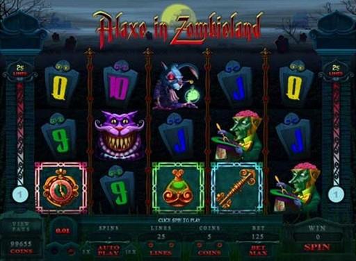 Alaxe in zombieland genesis casino slots Beşiri
