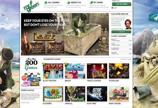 Mr Green Casino | No deposit bonus Blog