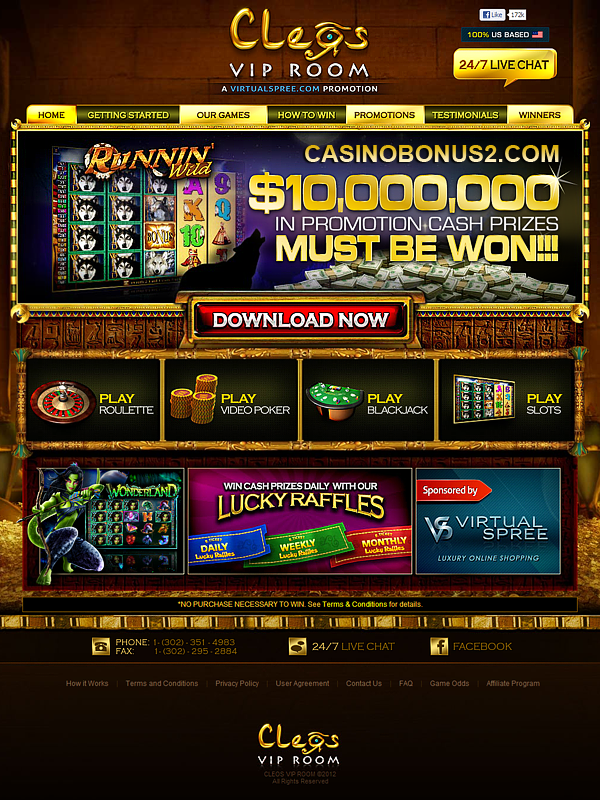 Casinobonus2 submitted bonuses