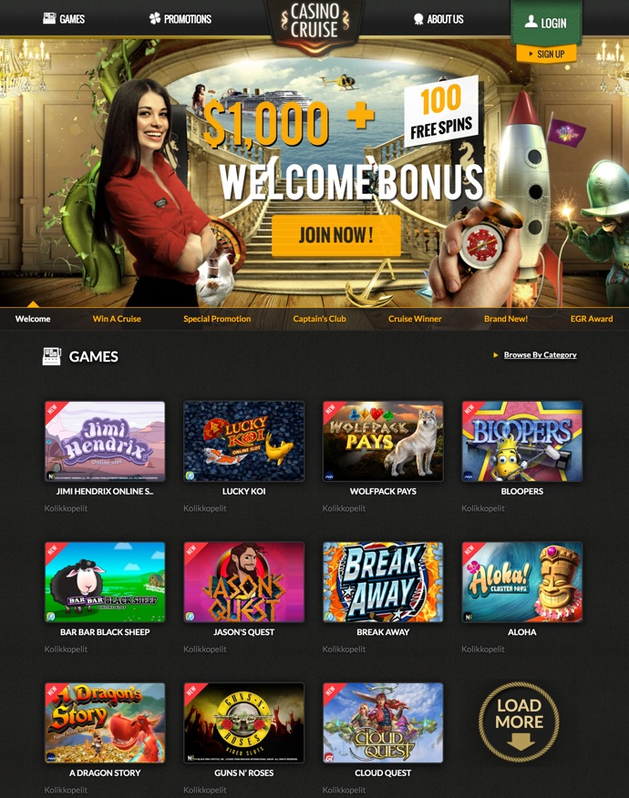 casino cruise | All the action from the casino floor: news, views and more