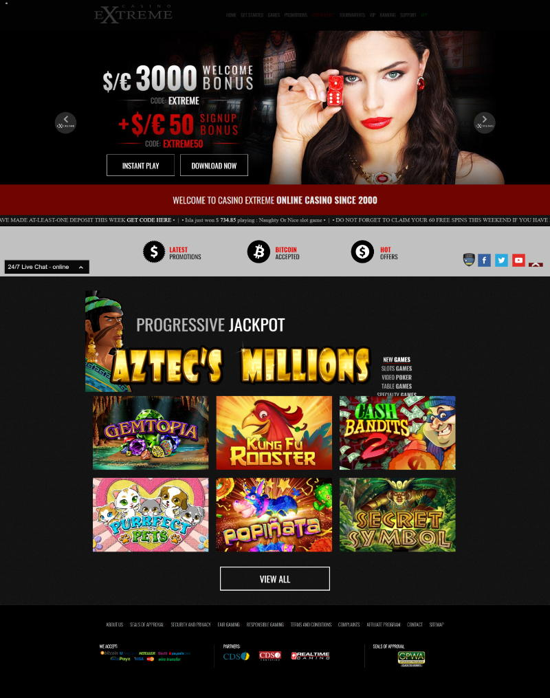 Casino Extreme Reviews