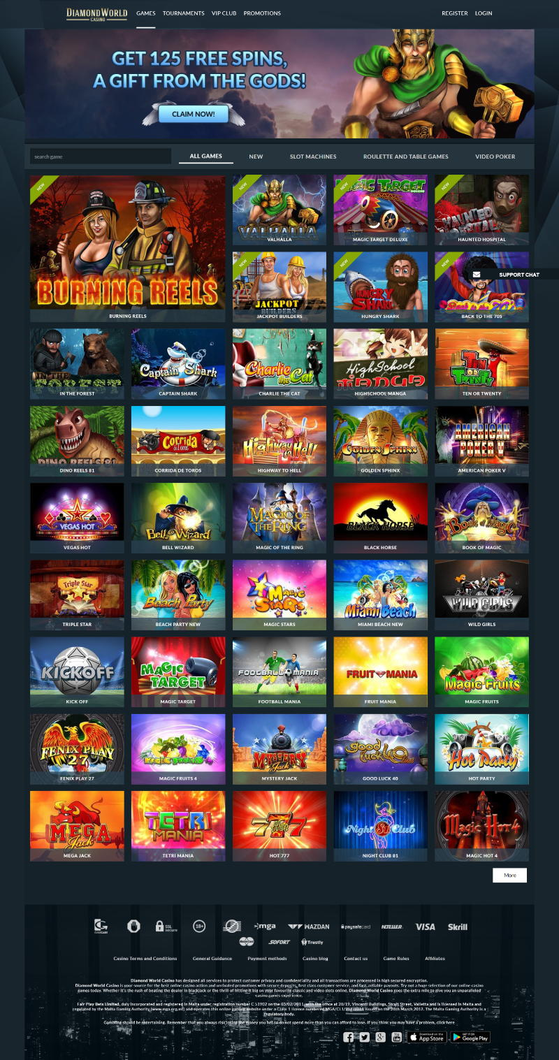 free online casinos slots book of magic