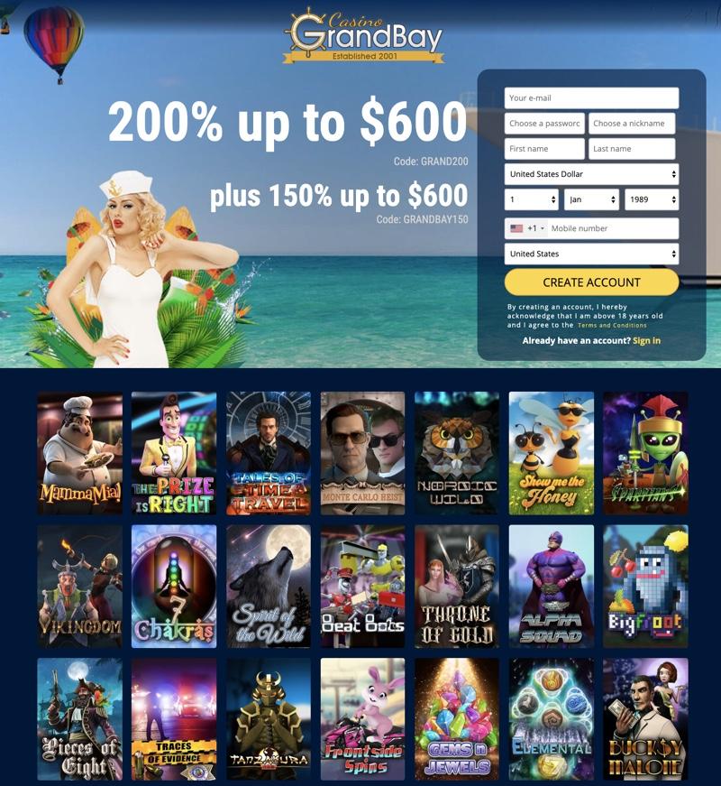 Grand Bay Casino