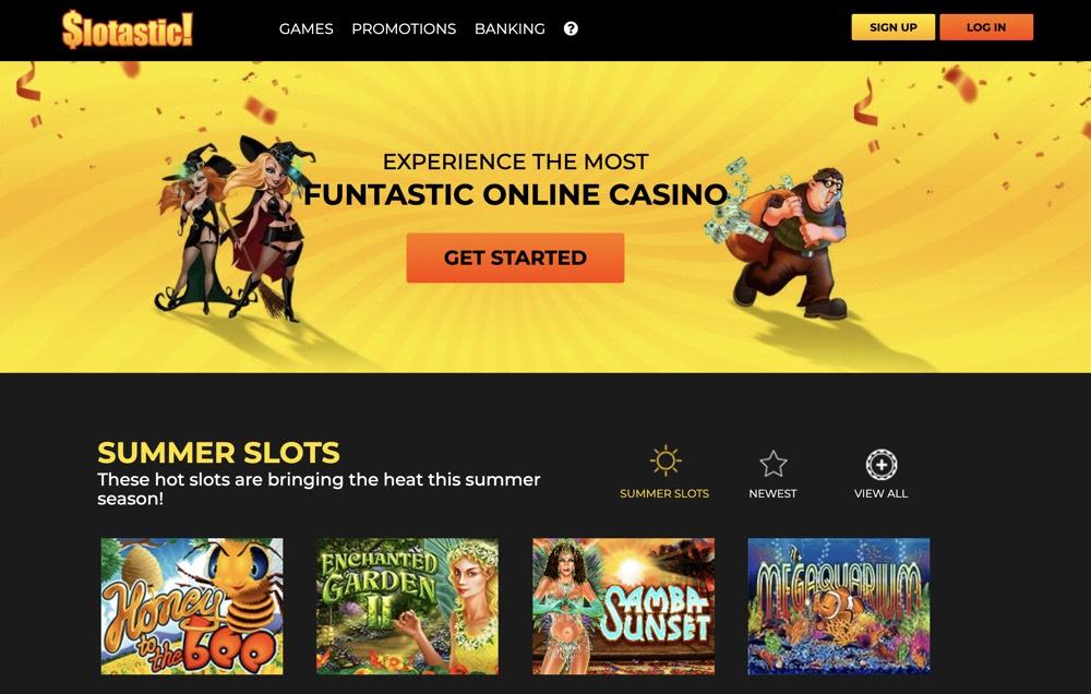 Slotastic Casino 2020 Review No Deposit Bonus Codes