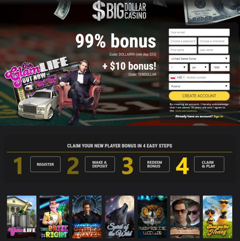 las vegas casino no deposit bonus codes december 2020